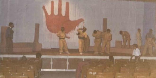 أحمد الحسين – أحد أضلاع مسرح دير الزور