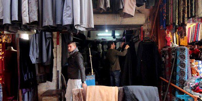 لباس الرجال في دير الزور.. رمز وتقليد