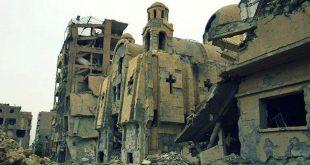 الدمار في دير الزور
