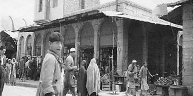 حرفة الحدادة (سوق الحدادة ) بدير الزور