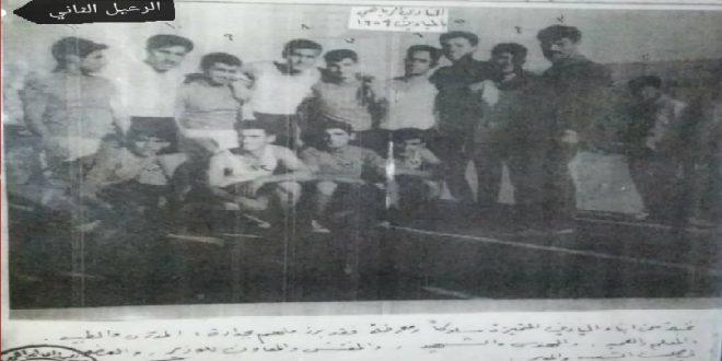 """""""بالأسماء"""" تاريخ كرة القدم في مدينة الميادين.. بقلم بشار الطوير"""